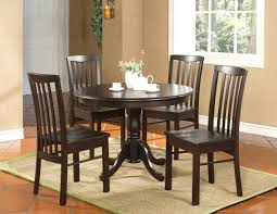 Round Kitchen Tables And Chairs Acecatorg