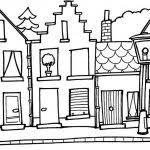 Small Picture 100 ideas Full House Coloring Pages on cleanrrcom
