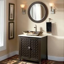 30 inch bathroom vanity with vessel sink