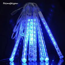 Set 8 thanh đèn LED sao băng 20 cm nhiều màu sắc giảm chỉ còn 152,000 đ