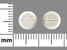241 1 Watson Pill Images White Round