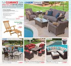 Bright Patio Furnishings Give Flowers Some Competition  San Chair King Outdoor Furniture