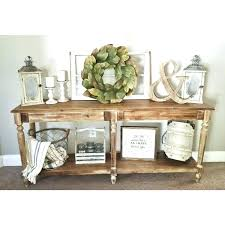 how to decorate a console table. Console Table Decor Ideas Best On Foyer . How To Decorate A D