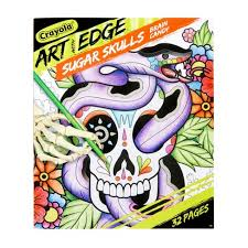 Your kids deserve only the best. Crayola Art With Edge Sugar Skulls Coloring Book Target
