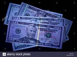 Fake Note Uv Light Counterfeit Money Stock Photos Counterfeit Money Stock
