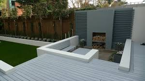 Small Picture Balham Clapham Wandsworth privacy screen deck decking trees