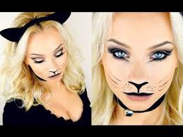 last minute kitty cat makeup tutorial 2016 lets learn makeup