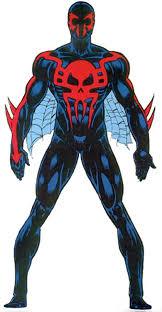 Spider-Man 2099 - Marvel Comics - Miguel O'Hara - Character ...