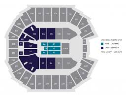 Spectrum Center Charlotte Seating Chart Seating Chart