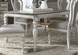 Antique White Dining Room Best Decorating