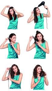 žena In Máte Rádi Kudrnaté Vlasy Vytvořte Si Trendy účes U Vás Doma