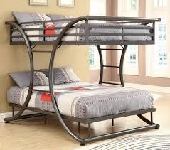 metal bunk bed. Full Over Gun Metal Bunk Beds (KSWXO460078) Bed