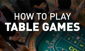 Casino Table Games In Ct Mohegan Sun