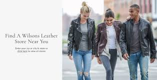 find a wilsons leather near you enter your zip or city state or