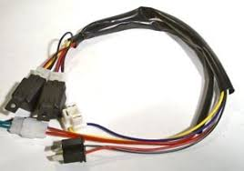 klr650 headlight wiring harness