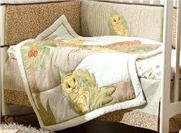 lion king baby bedding set lion king crib bedding sets for boys lion king crib bedding