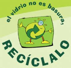 Resultado de imagen para reciclaje del vidrio proceso