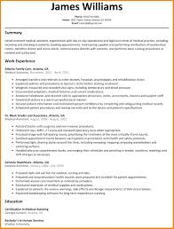 Sample Administrative Assistant Resume Sample Resume In The Healthcare Field New Ma Resume Examples 39