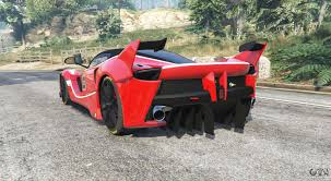 We've tested every single cheat code dozens of times and they are easily activated using the keyboard on your pc. Ferrari Fxx K 2015 Replace For Gta 5