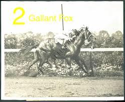 Gallant Fox The 2nd Triple Crown Winner | Triple Crown of Horse ...