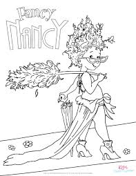 Fancy nancy costume,fancy nancy dress,disney cosplay outfit,disney junior,fancy nancy birthday,girls dress, sensory outfit, toddler dress. Have Fun Coloring This Free Fancy Nancy Coloring Page For Kids From The New Disney Jr Show Fancy Nancy Party Fancy Nancy Christmas Coloring Pages