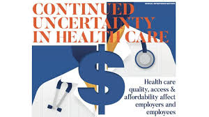Continued Uncertainty In Health Care Health Care Quality