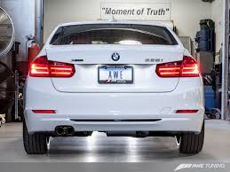 Coupe Series 2010 bmw 328 : AWE Tuning Cat/Axle-Back Exhaust for 2010-16 BMW 328i/428i [F30 ...