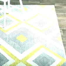 gray yellow area rug grey rugs side s and walmsley moroccan shuff blue gray yellow area rug