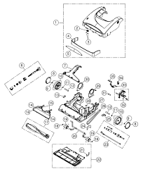brld.6usa 2 riccar brilliance 6 usa parts on electrolux 2100 vacuum wiring diagrams schematics