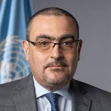Ramiz Alakbarov Deputy Special Representative of the Secretary-General,  Resident and Humanitarian Coordinator| United Nations Secretary-General