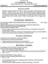 American Resume Format Cool Resume Format In Usa Ideal Us Igrefriv