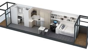 Shipping Container Homes Plans 3d - Homes Zone