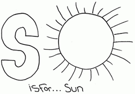 Small Picture Sun Coloring Page Ppinewsco