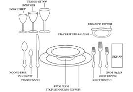 fine dining proper table service. fine dining table setting dallas sunset view proper service