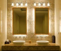 bathroom sink lighting. bathroom mirror lighting square illuminated sink o
