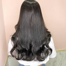 ただの黒髪を垢抜け暗髪にアップデート韓国っぽヘアスタイルで目指せ