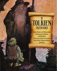 a tolkien treasury newsouth books the tolkien treasury contains stories poems illustrations and essays by writers such