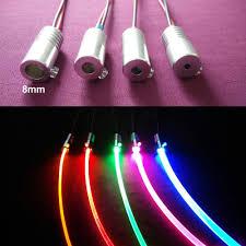 Fiber Optic Light Illuminator Buy 1 5w Dc 12v Car Home Light Side Glow Fiber Optic Light