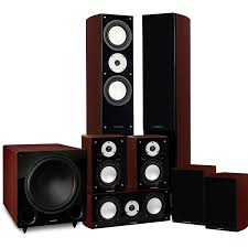 theater sound system. Perfect System Fluance Reference Series In Theater Sound System M