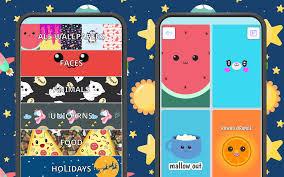 Amazon.com: Cute Wallpapers 💜 Kawaii ...