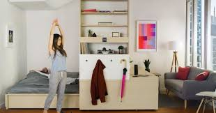 This Magical Shape Shifting Furniture Makes Space In Tiny