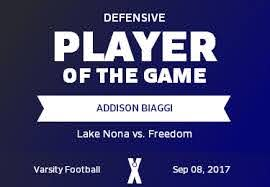 Addison Biaggi's (Orlando, FL) Awards | MaxPreps