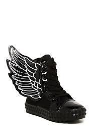 Coco Jumbo Shoes Size Chart Coco Jumbo Angel Wing Sneaker Little Kid Big Kid Nordstrom Rack
