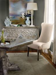Hooker Furniture Dining Room True Vintage Upholstered Dining Chair