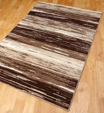 architecture and home modern chocolate area rug of classy design ideas brown and beige 4