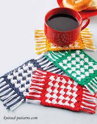 Mug Rug Patterns Cool Mug Rug Coaster Crochet Free Pattern CrAfTy 48 ThE CoReDIY GaLoRe
