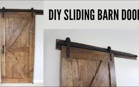 barn : Barn Door Diy Beautiful Diy Barn Door From Ceiling ...