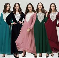 Wholesale plus size <b>islamic</b> casual fashion - Group Buy Cheap ...