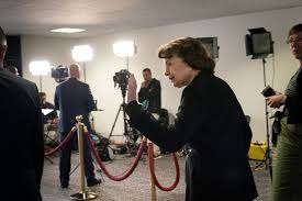 And in these challenging times, senator feinstein will continue to fight the trump. Dianne Feinstein Rode One Court Fight To The Senate Another Has Left Her Under Siege The New York Times