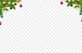 borders and frames christmas ornament clip art creative christmas holiday